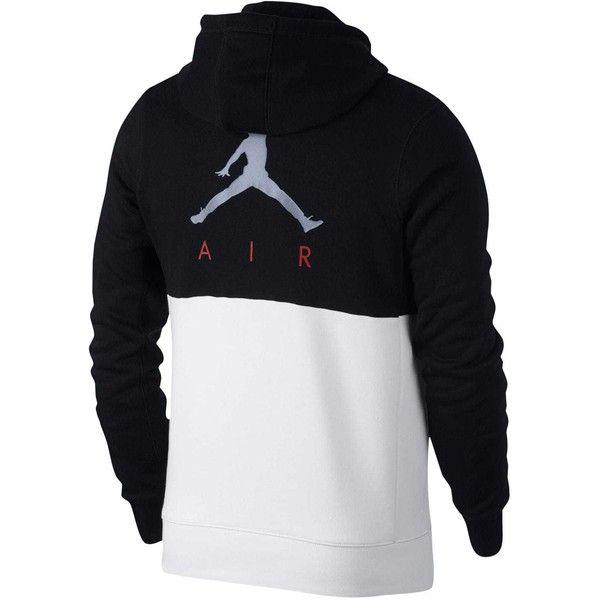 d47bb1b571cf6b Jordan Jumpman Air Graphic Full-Zip Hoodie - Men s - Basketball ...