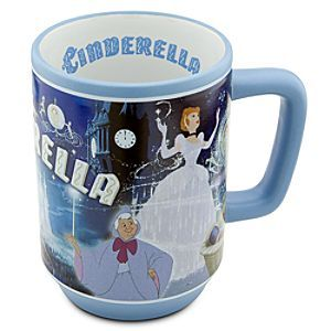 Disney Cinderella Mug Disney Storecinderella Mug Greet Your Daily Chores With A Smile After A Sip Of Morning Mag Disney Coffee Mugs Disney Mugs Disney Cups
