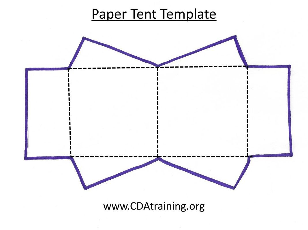 C&ing Tent Paper Template  sc 1 st  Pinterest & Camping Tent Paper Template | templates | Pinterest | Cards