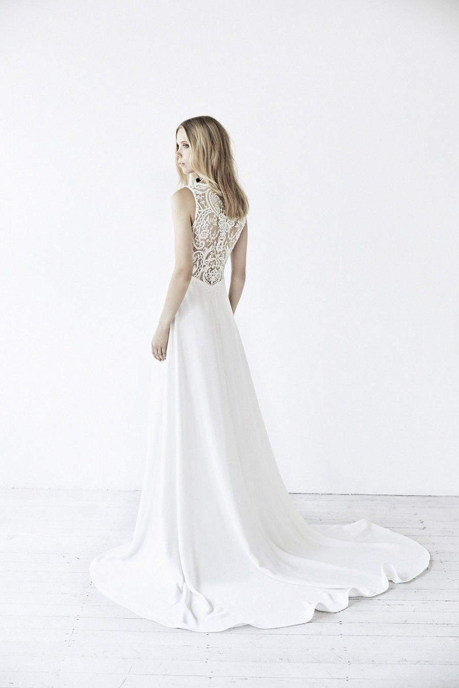 "Suzanne Harward Wedding Dresses "" Neo-Victorian bridal collection "" itakeyou.co.uk"