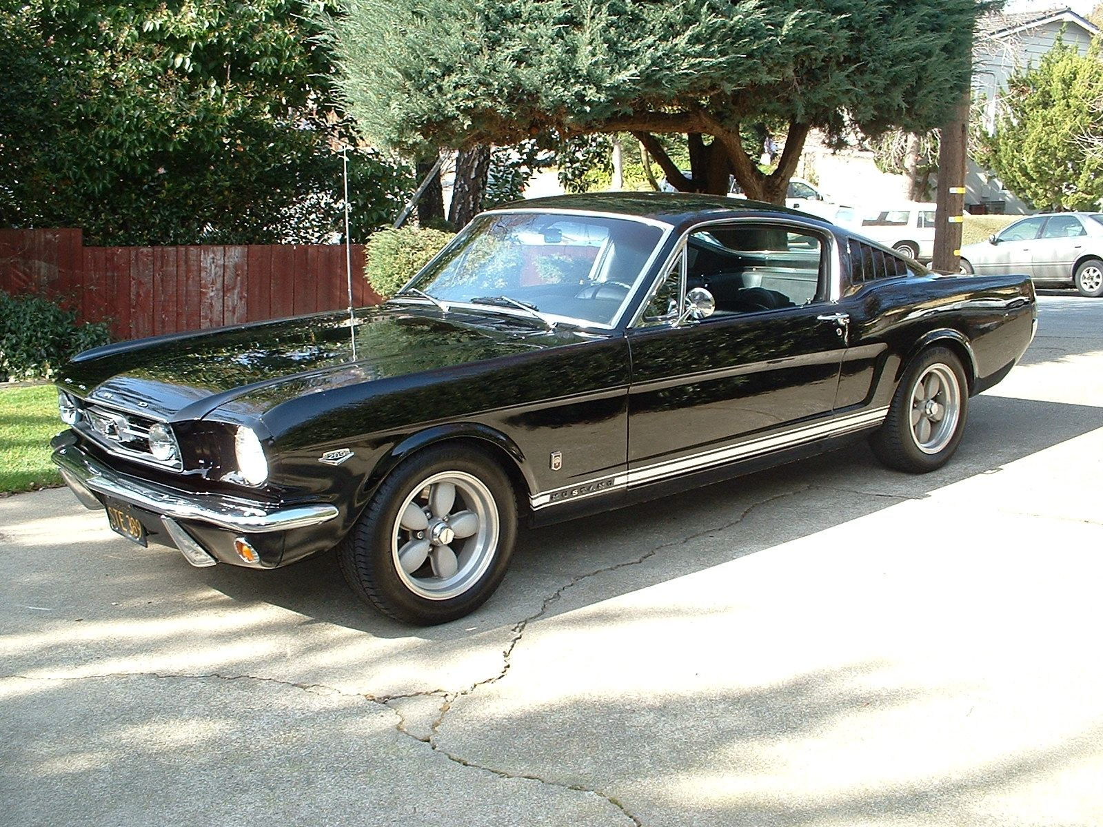 65 fastback ford mustang mustangs amp rods ford muscle cars for sale - 1966 Ford Mustang Fastback Gt
