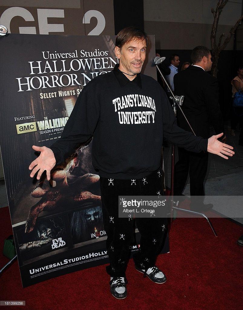 "universal studios hollywood celebrates ""halloween horror nights"