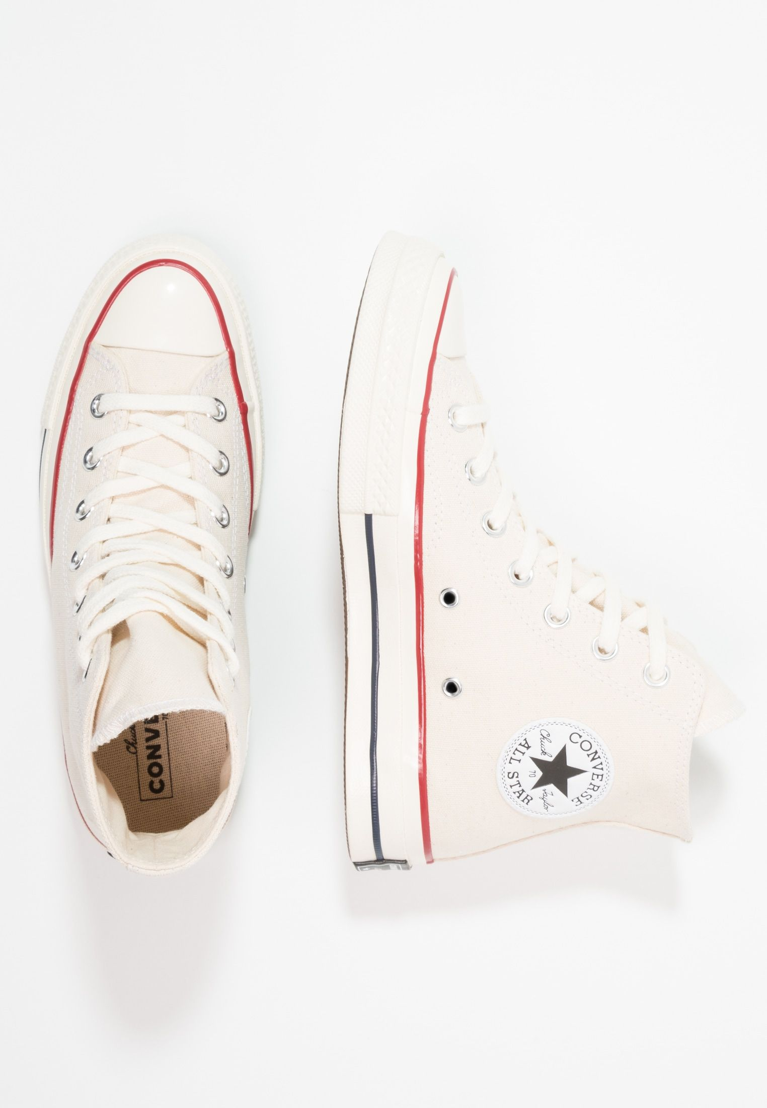 CHUCK TAYLOR ALL STAR 70 HI - Sneakers hoog - parchment ...