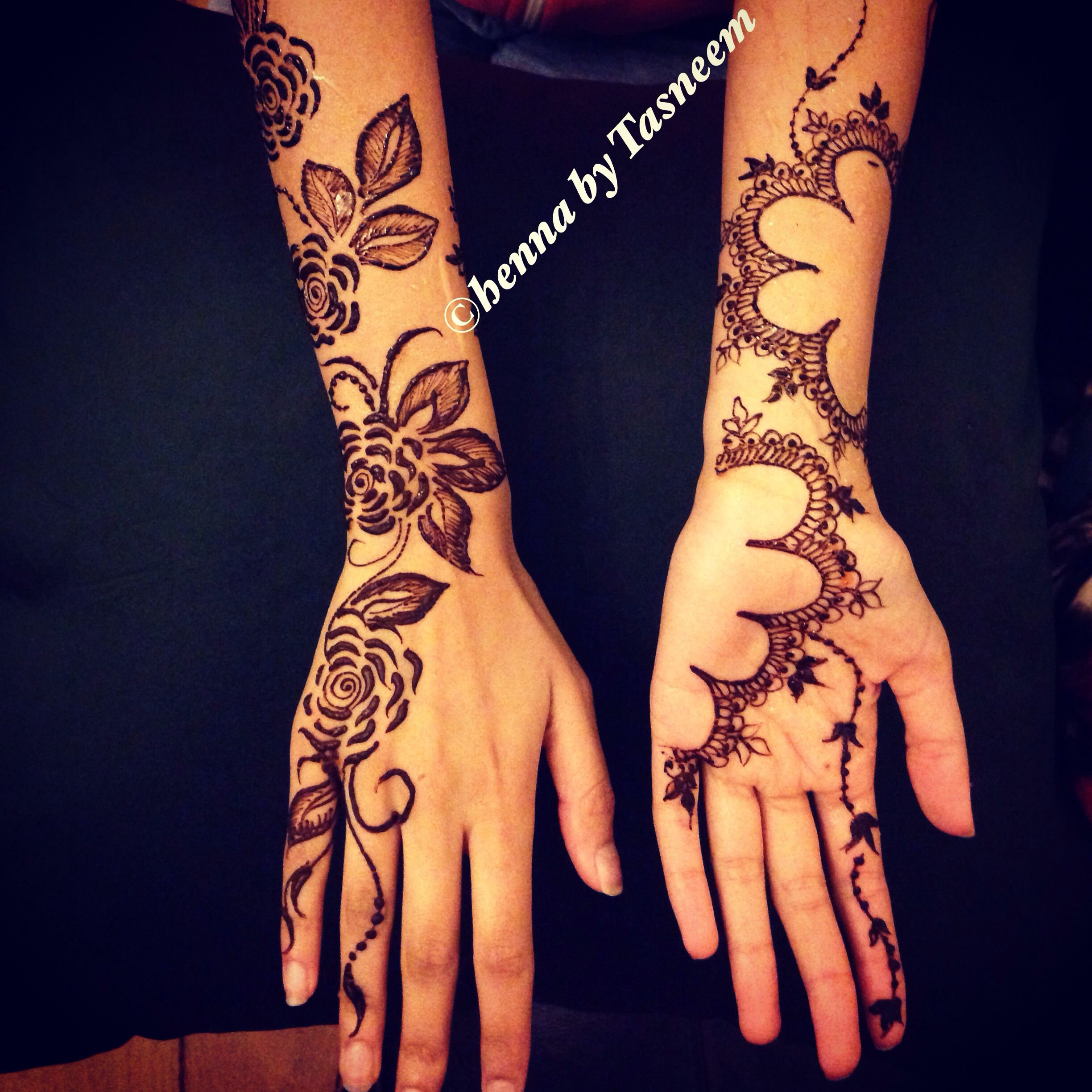 Simple Yet Elegant Henna  Tattoo39s  Pinterest
