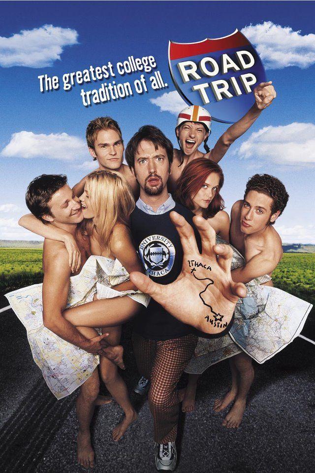 Caindo Na Estrada Road Trip 2000 Filmes 2000 Filmes Completos Assistir Filme Completo