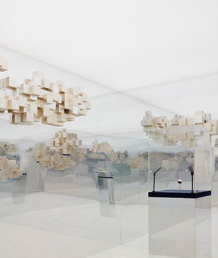 """La féerique """"Radiant Room"""" de Mathias Kiss pour Boucheron"""