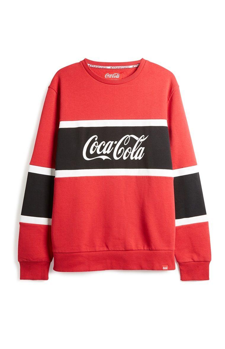 Coke Sweatshirt Primark Thời Trang [ 1177 x 760 Pixel ]
