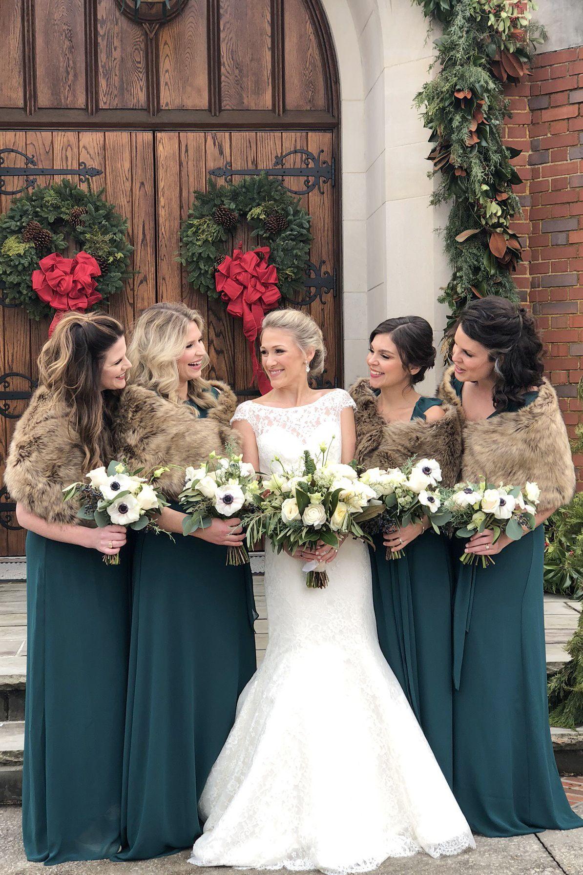 Brown Fur Shawl Bridal Fur Wedding Fur Winter Wedding Fall Wedding Faux Fur Fur Wrap Wedding Fur Wedding Bridal Fur