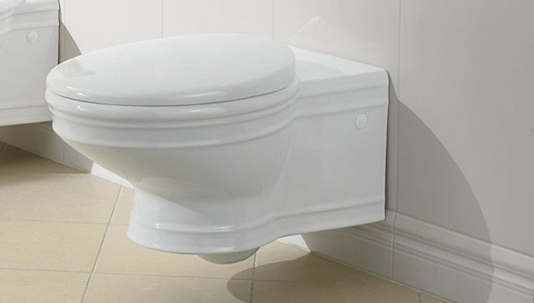 Hervorragend Toilette Amadea de Villeroy Boch | Toilette retro | Pinterest  XH77