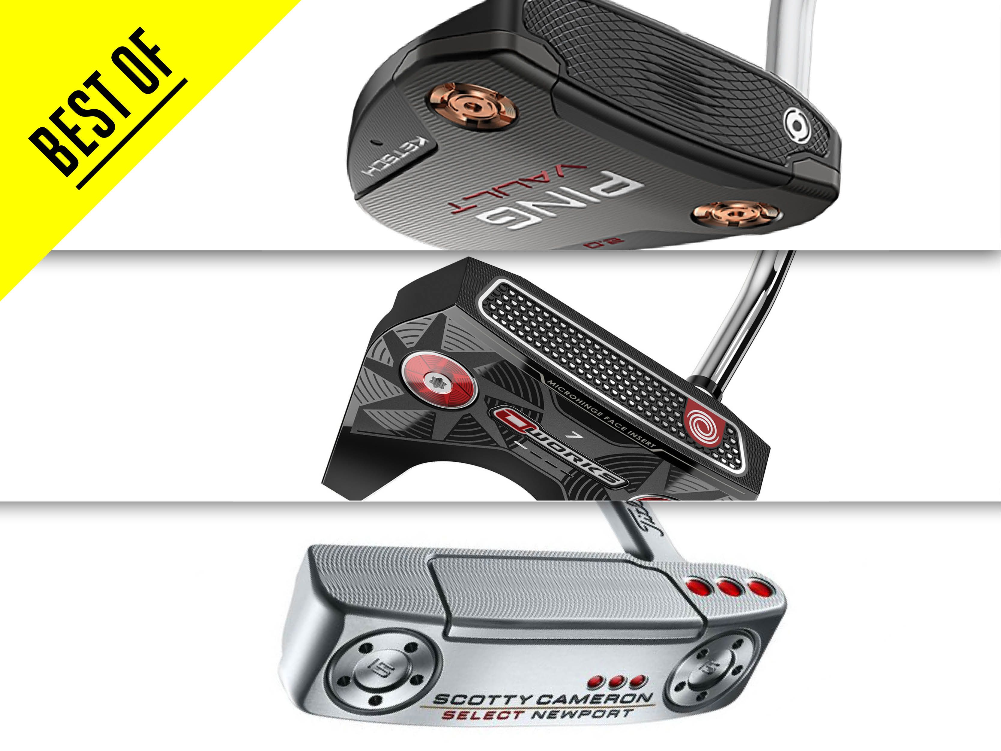 Best putters take a look at our favourites flatsticks