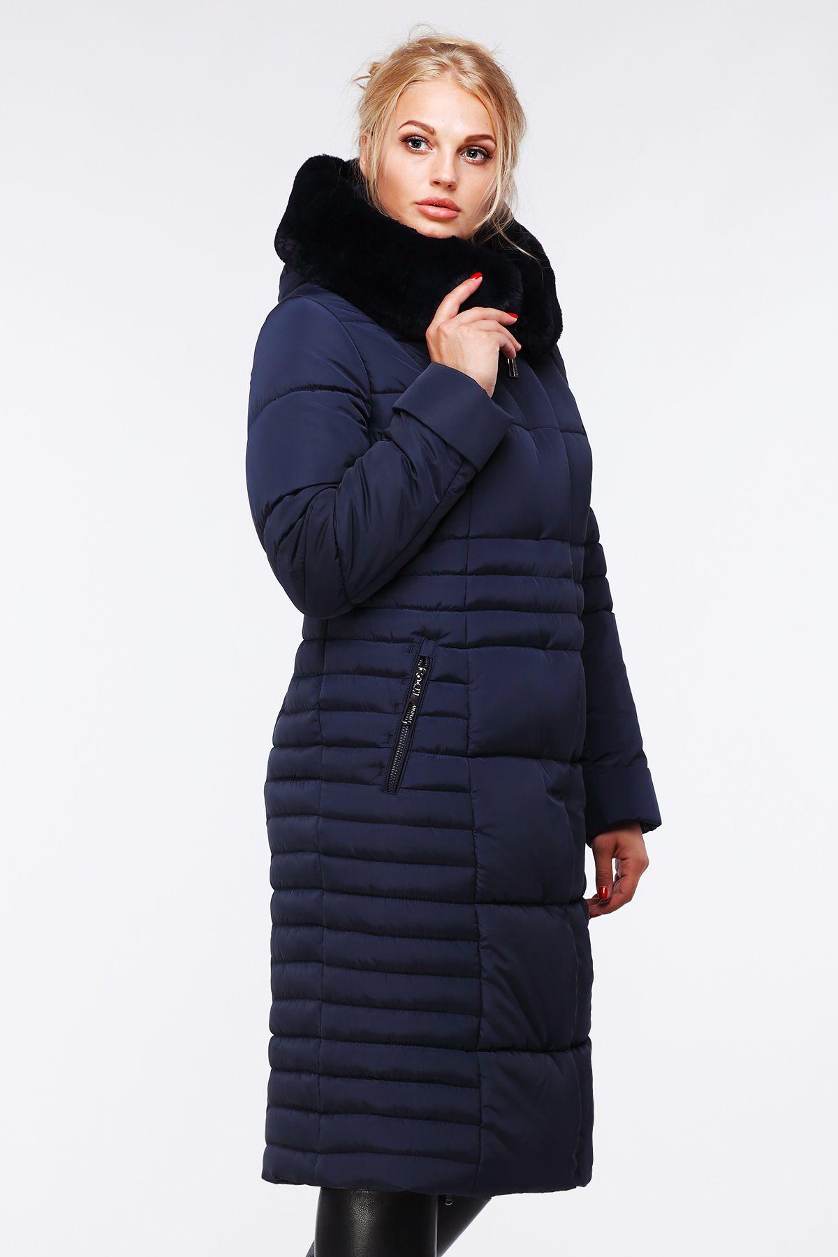 Женский пуховик зимняя куртка Дарселла от Nui Very - женская куртка зима,  женская мода зима f7cc9356d81