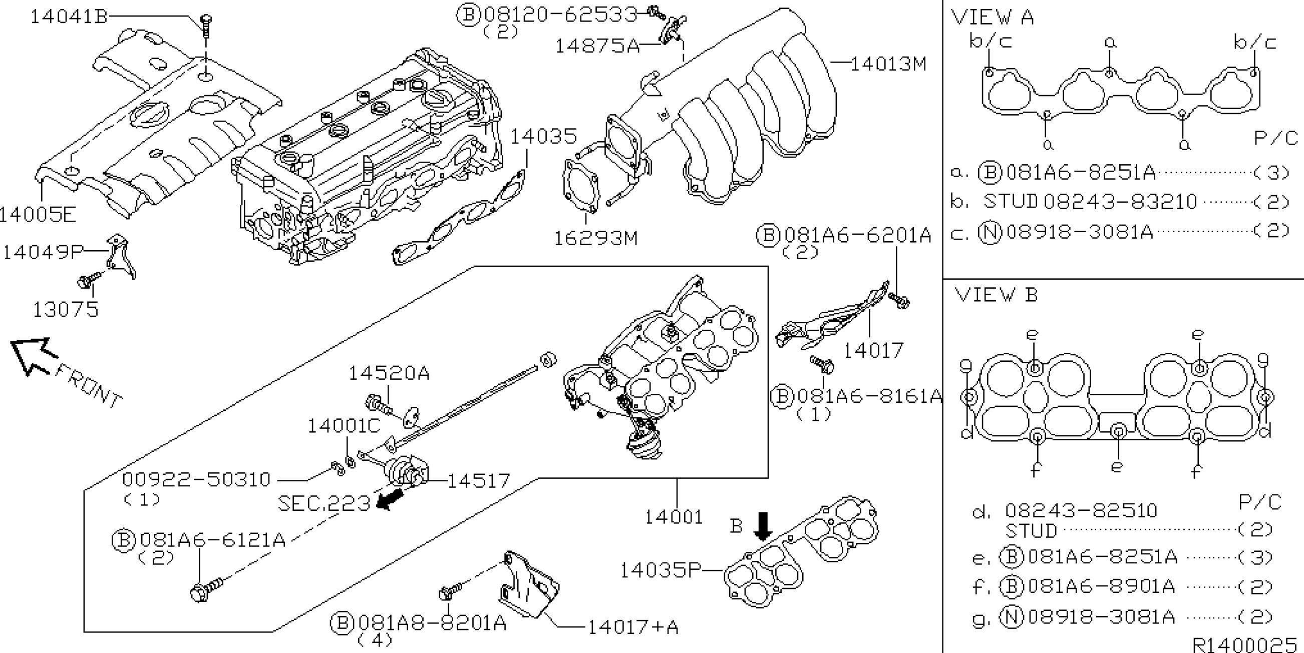 W211 Wiring Diagram
