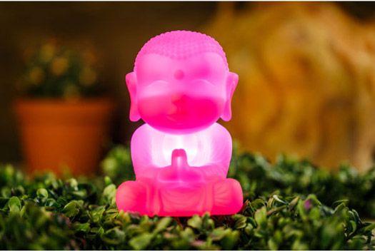 Buddha Nachtlicht