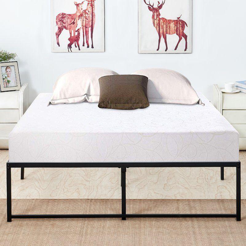 Bebingt Platform Bed Platform Bed Frame Metal Platform Bed Bed