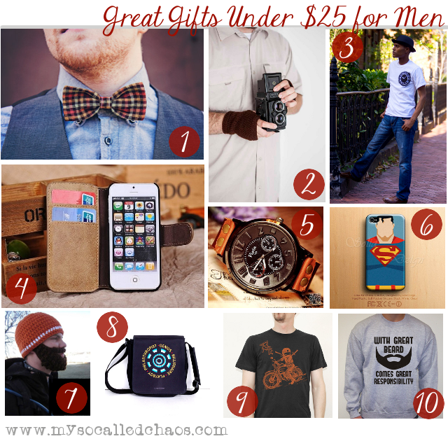 Holiday Gift Guide Great Gifts Under 25