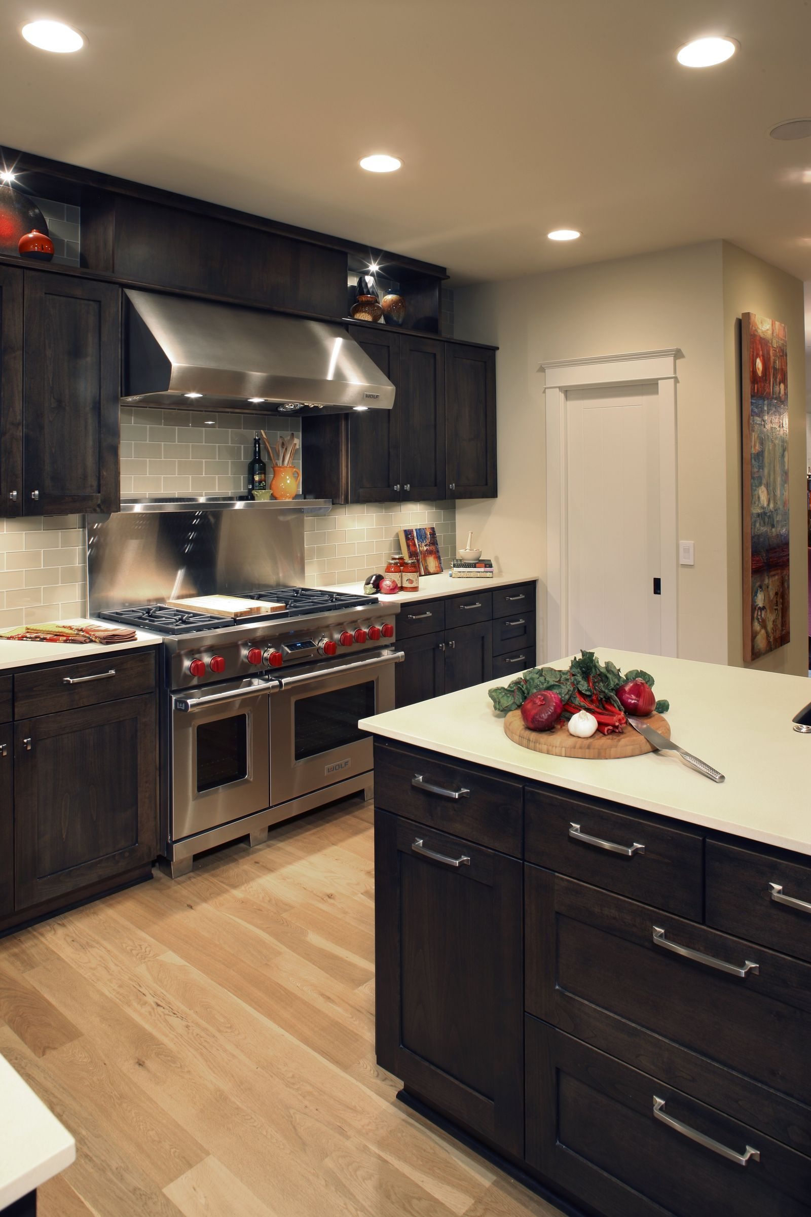 It S Official These Are The Best Kitchens With Subway Tiles In 2020 Kitchen Renovation Design Kitchen Remodel Small Kitchen Remodel