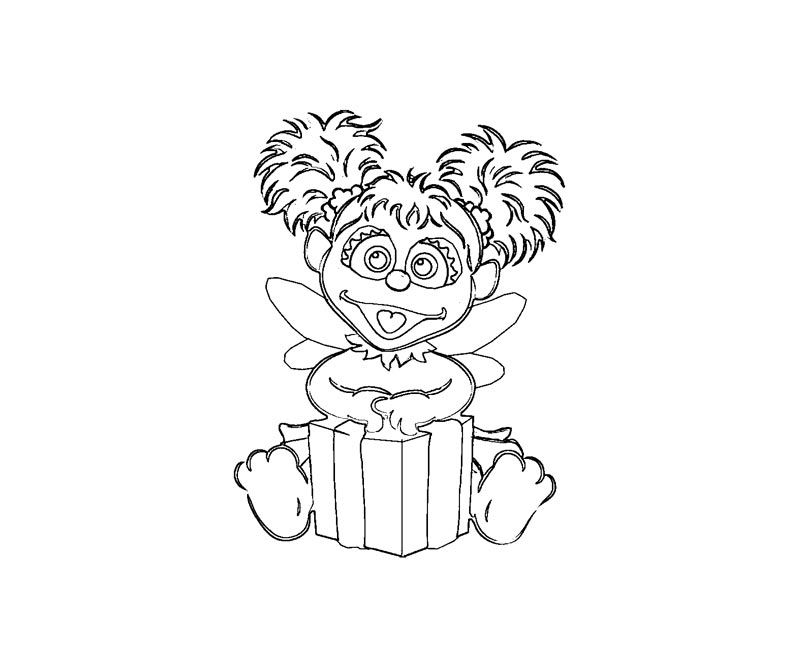 30++ Sesame street coloring pages abby cadabby ideas