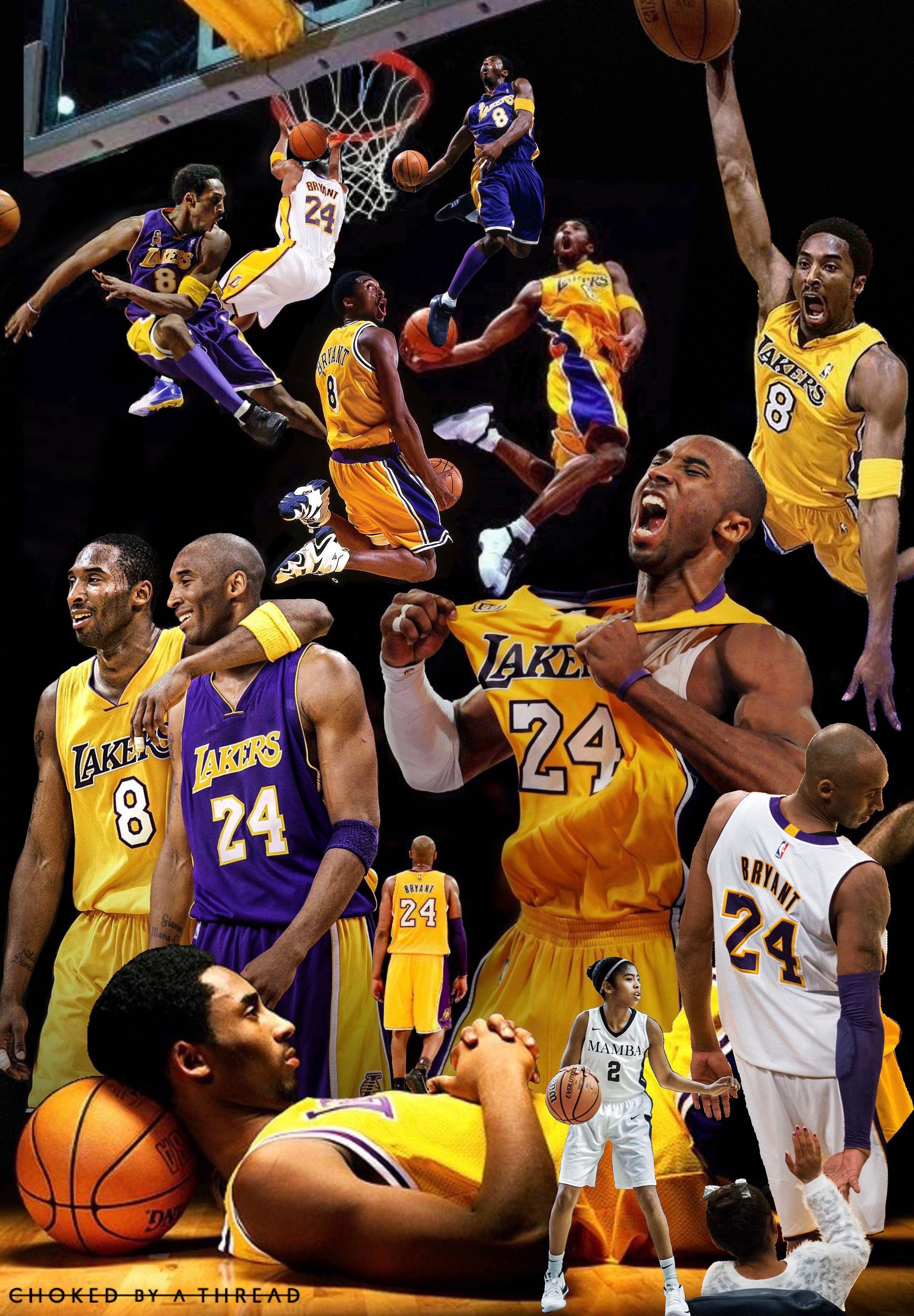 Kobe Bryant And Gigi In 2020 Kobe Bryant Wallpaper Kobe Bryant Pictures Kobe Bryant