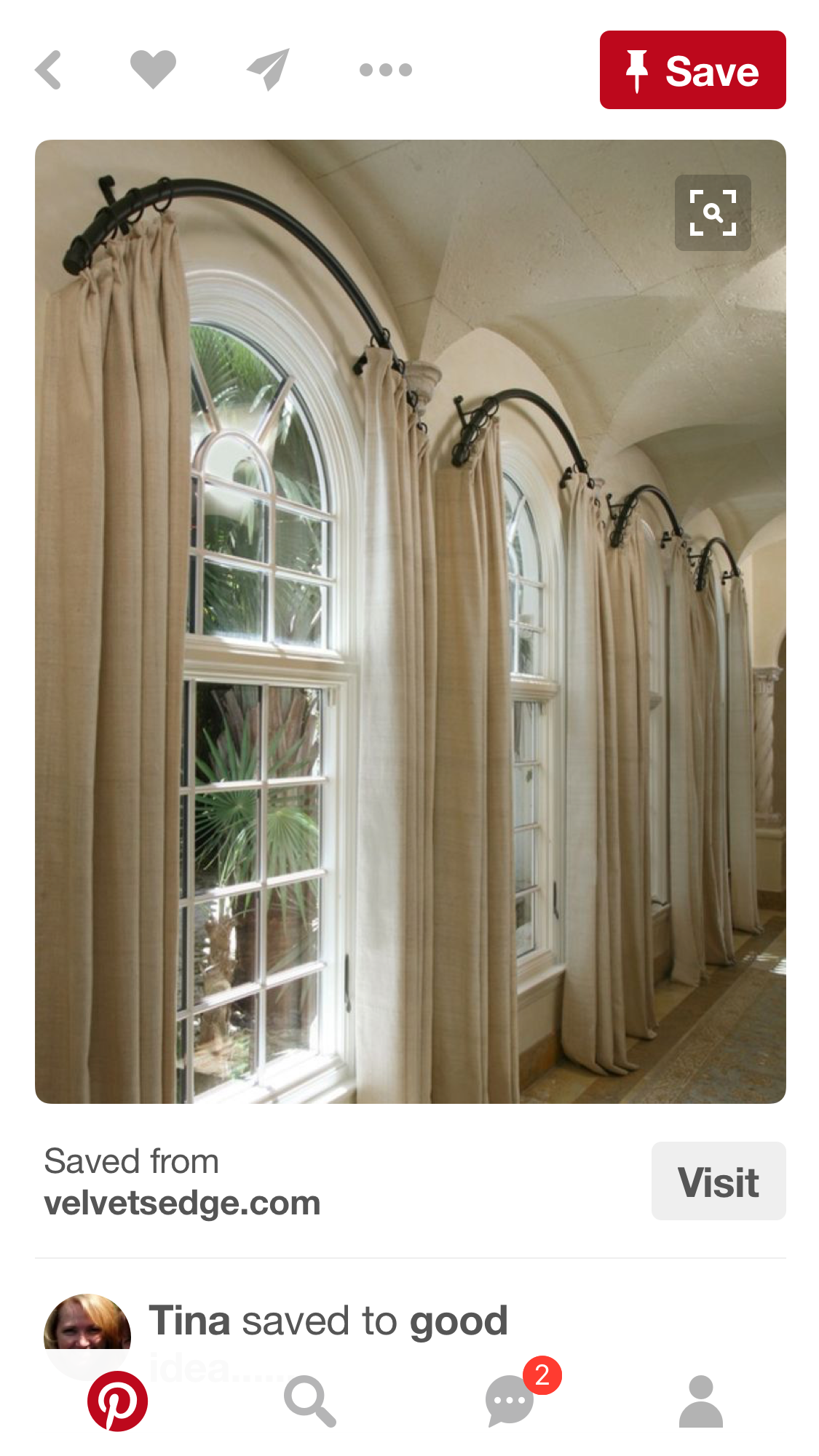 Window dressing ideas for arched windows  pin by holly bauer on modern mexican  pinterest  mexicans and modern