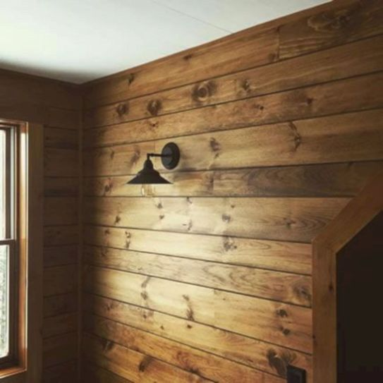 40 Beautiful Bedroom Decorating With Shiplap Wall Ideas