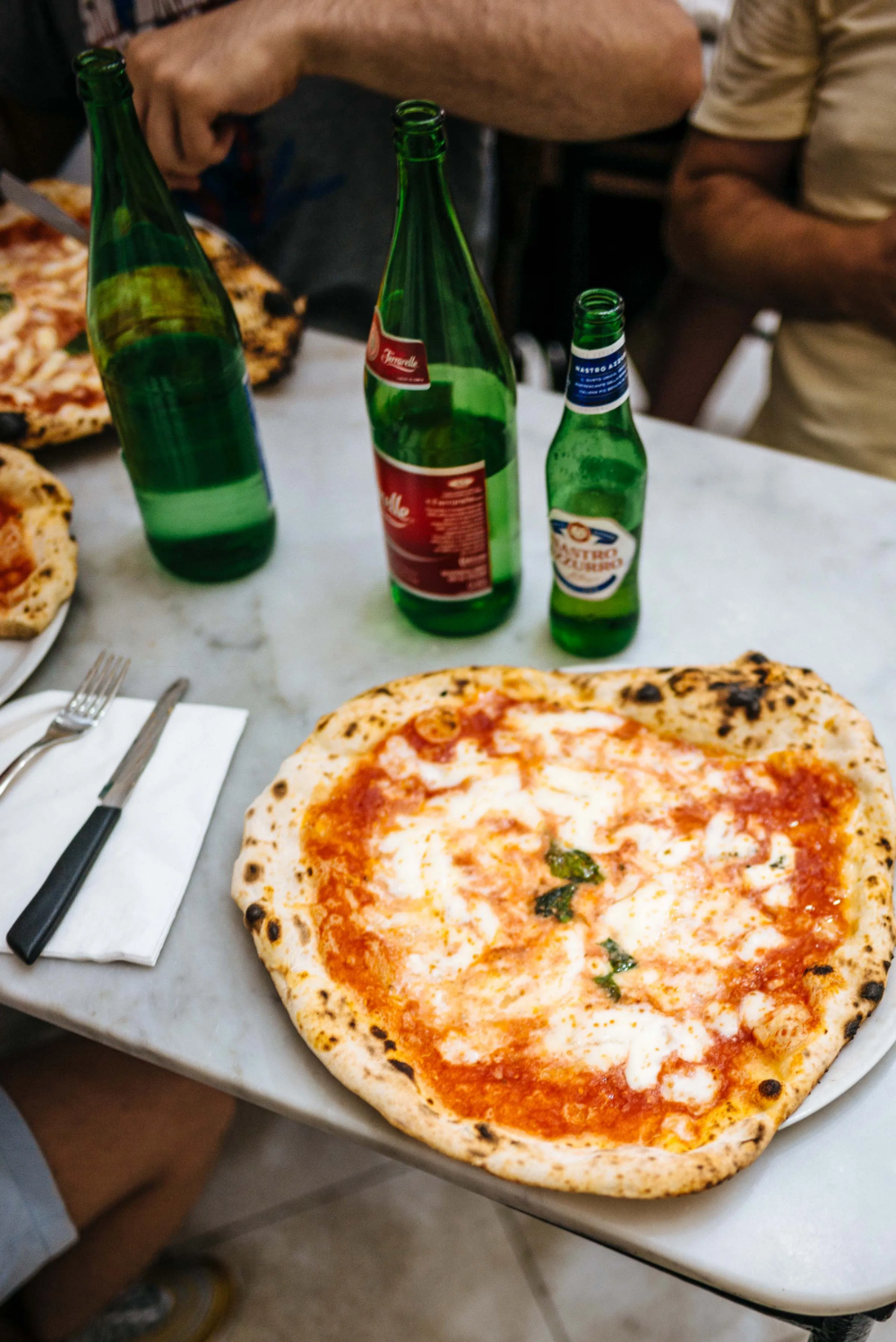 Where To Find The Best Pizza In Napoli The Taste Sf In 2020 Good Pizza Napoli Food Pizza Lunch
