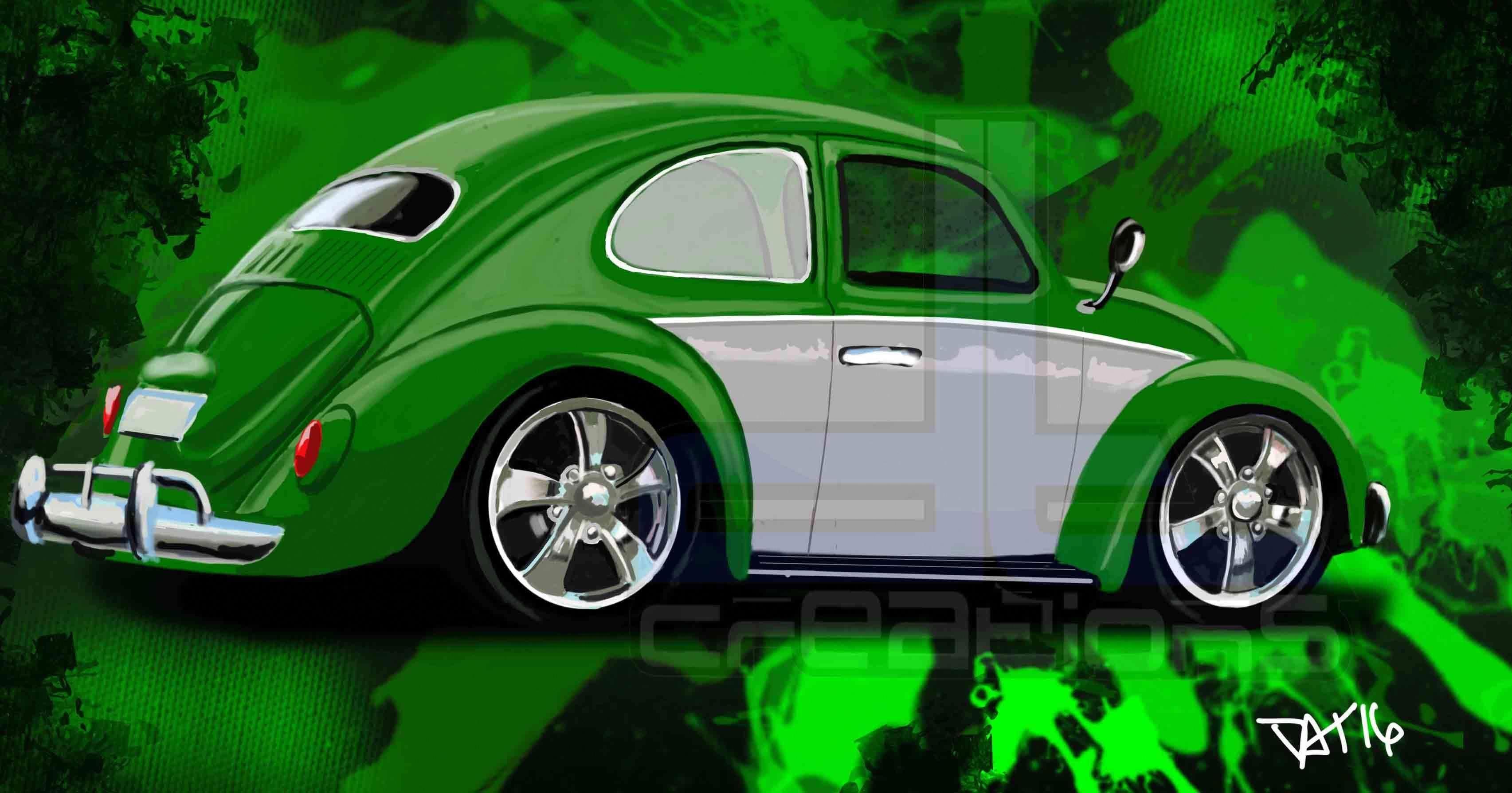 Orange And Black Vw Beetle Taxi Vw Beetles Vw Cars Volkswagen