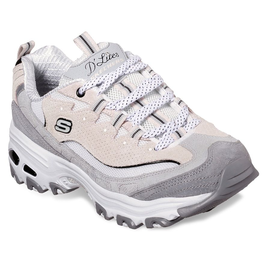 Skechers D'Lites Free Energy Women's Sneakers | Skechers d