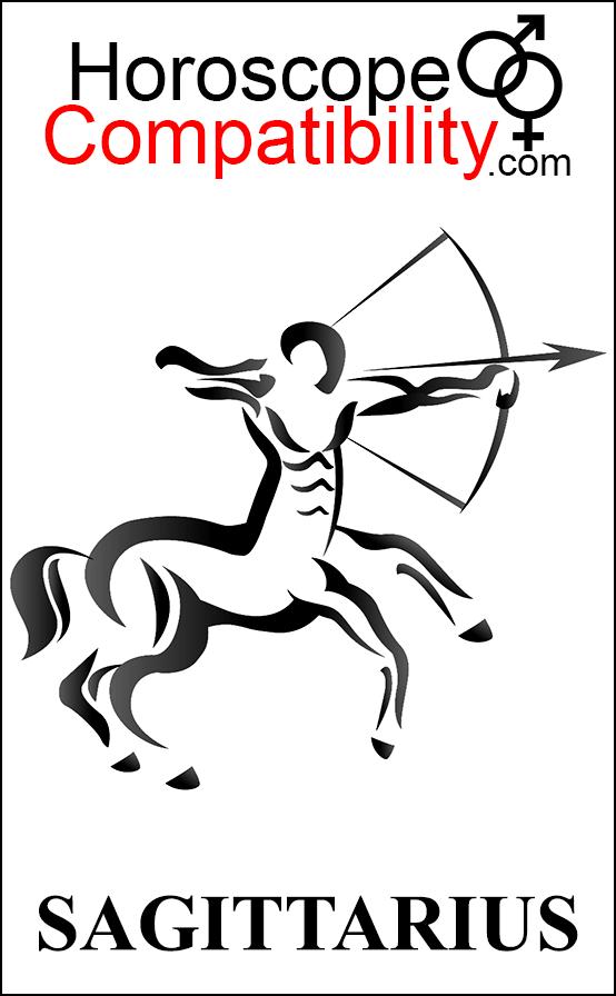 Sagittarius Zodiac Sign Symbol Astrological Compatibility Matters