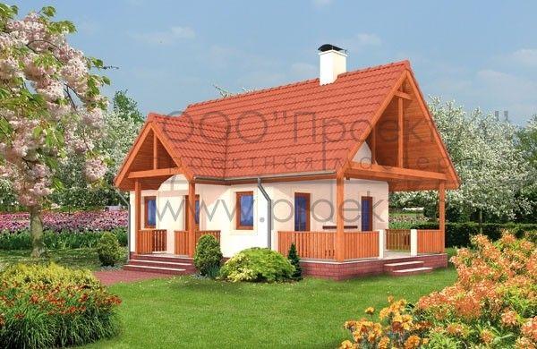 Картинки по запросу фото домов с террасой | Дом, Проекты ...