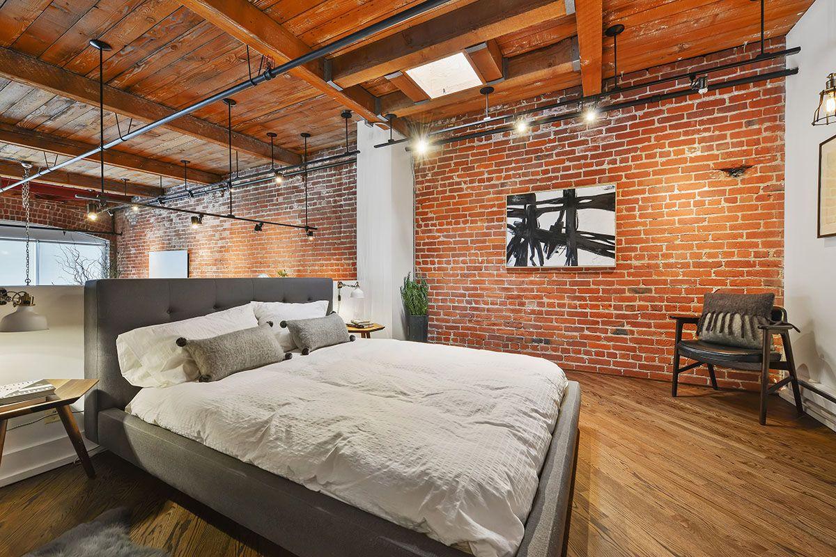 Loft de 116 m² à San Francisco   Lofts, San francisco and Future