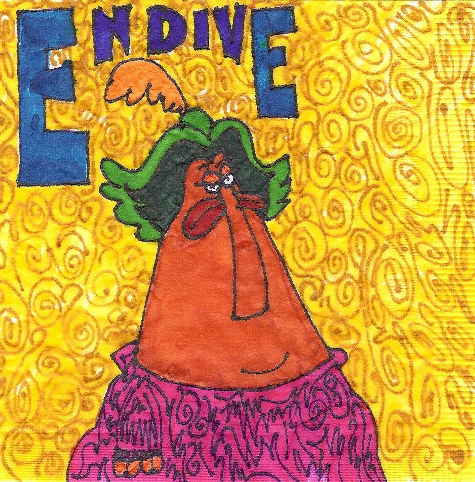 endive, chowder cartoon #chowdercartoon endive, chowder cartoon #chowdercartoon