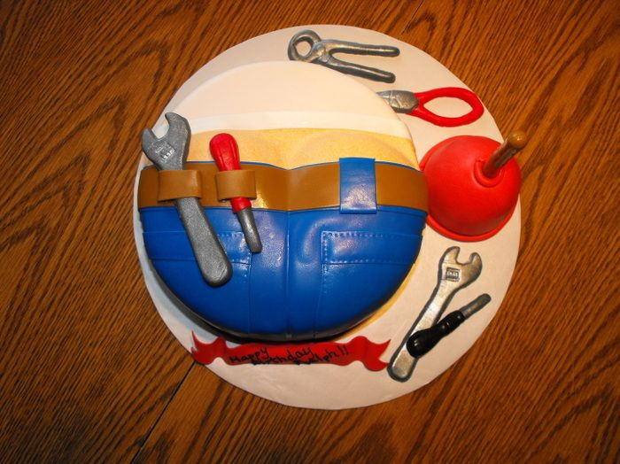 22 Woodworking Cakes Ideas Tool Cake Cakes For Men