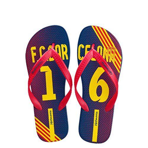 635039b5ec55 Hotmarzz Men s Flat Flip Flops Summer Slippers USA Englan... https