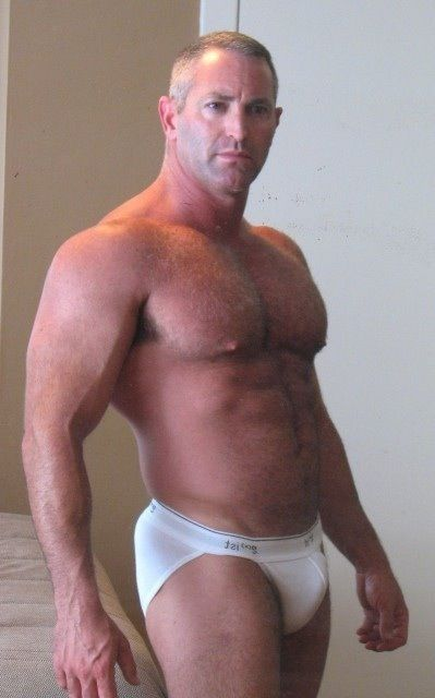 dad hairy gay Gay gradpa