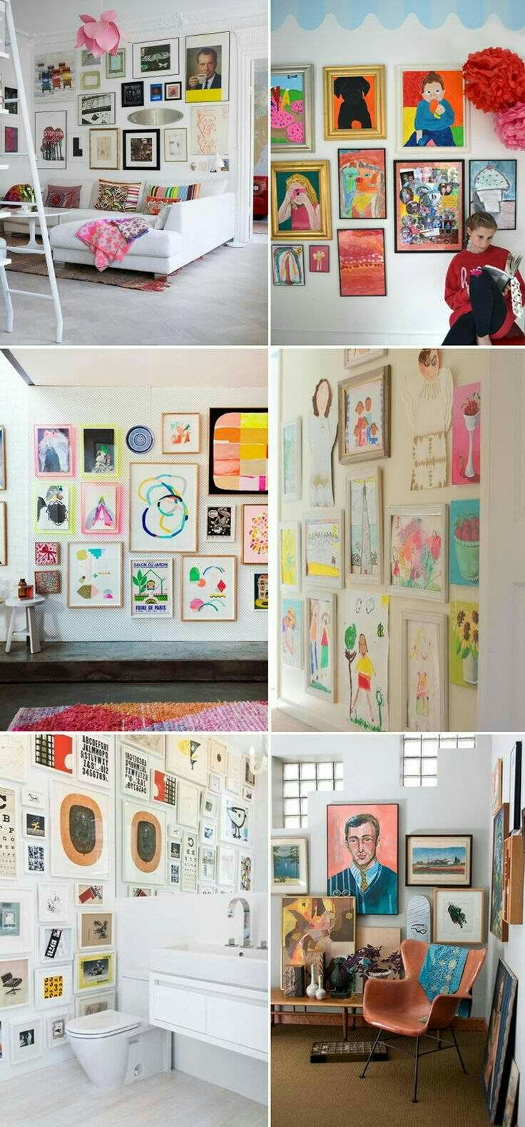 gallery of kids art home loves pinterest condos