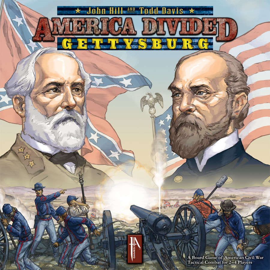 America Divided Gettysburg is the first title in a series
