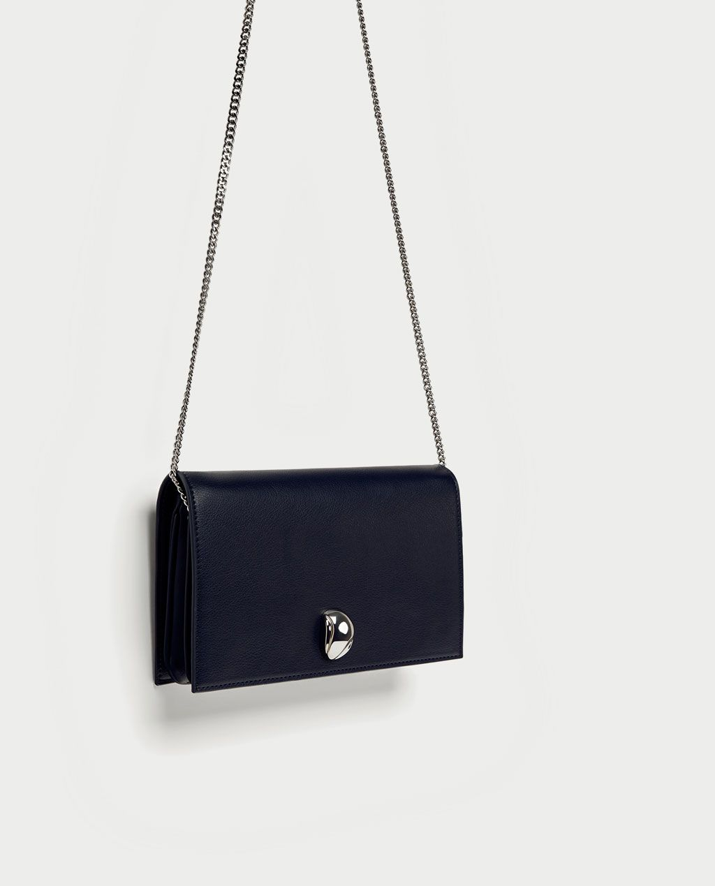 d8fc0fa69d8 Image 1 of CROSSBODY BAG WITH METAL DETAIL from Zara | Fashun ...