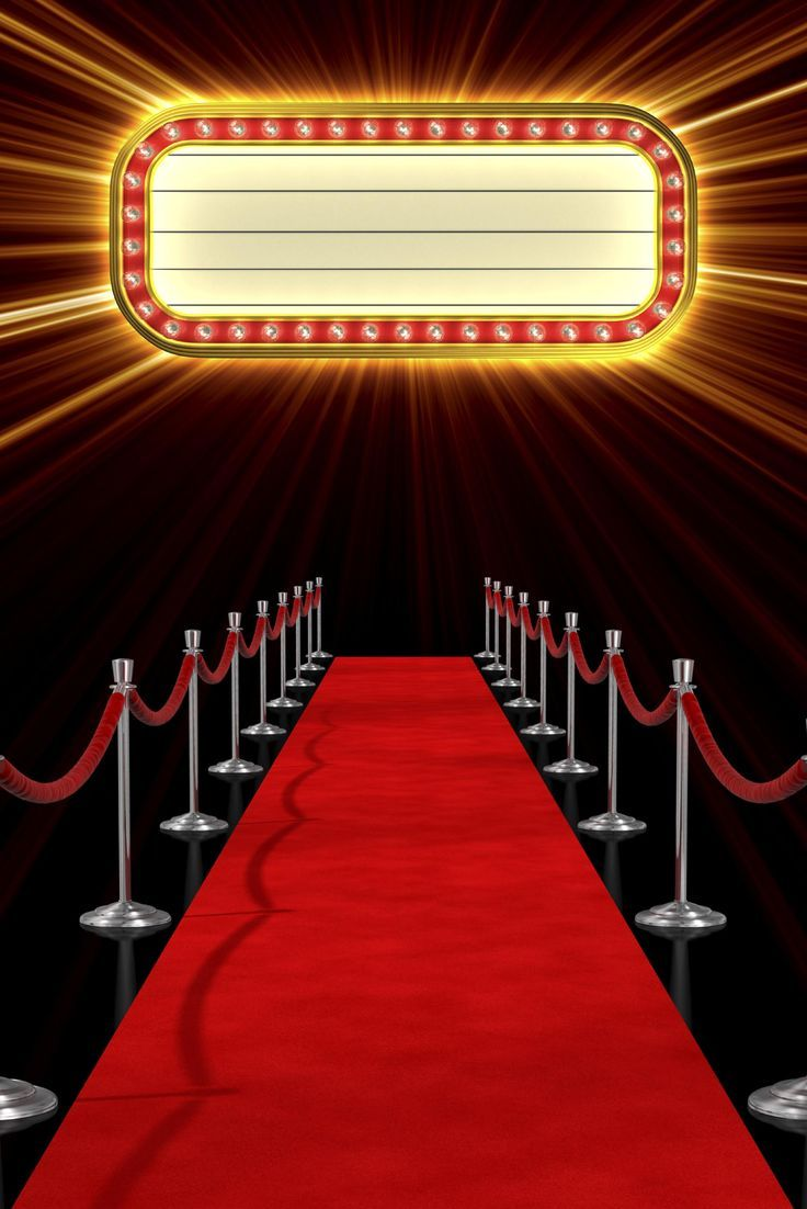 Red Carpet Invitation Template Free Plus Invitation In