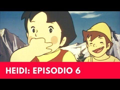 Heidi Toda La Serie Con Los 52 Episodios Completos Youtube Personajes De Harry Potter Episodios Canciones Infantiles