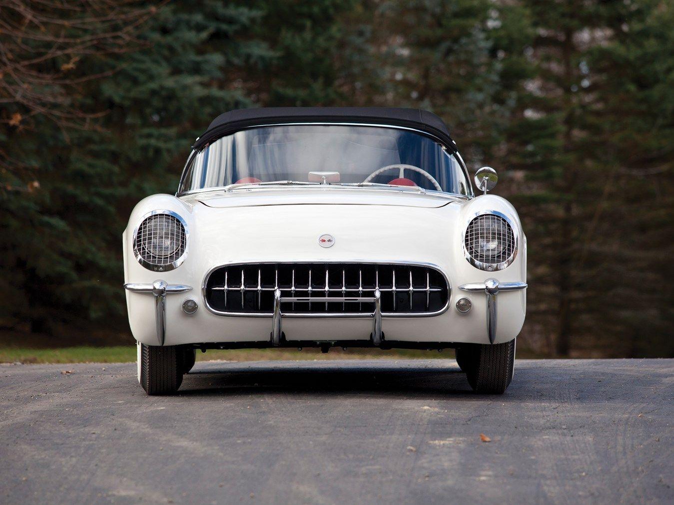 1953 Chevrolet Corvette   C1   Pinterest   Corvette, Chevrolet ...