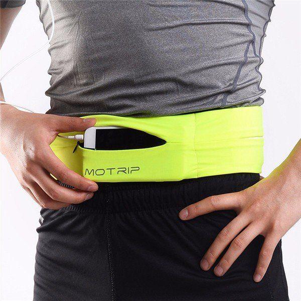 1dd8860fabda MOTRIP Running Waist Bag Sports Waist Belt Portable Phone Case for ...