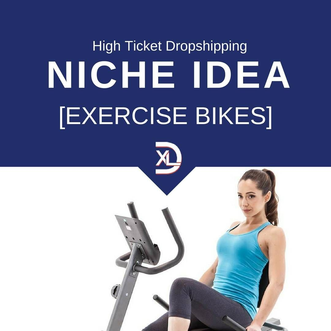 Your High Ticket Dropship Store Could Easily Be A Part Of The Fitness Boom By Helping People Find The Exercise Bike They Biking Workout Helping People Exercise