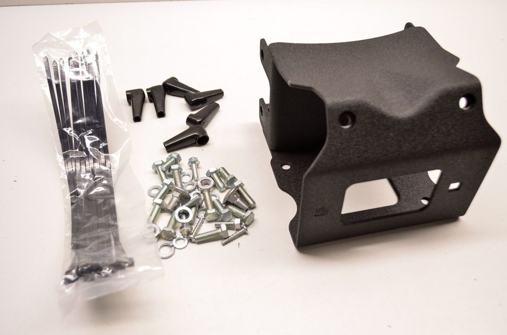 Details about Warn 73680 ATV Winch Mount for POLARIS