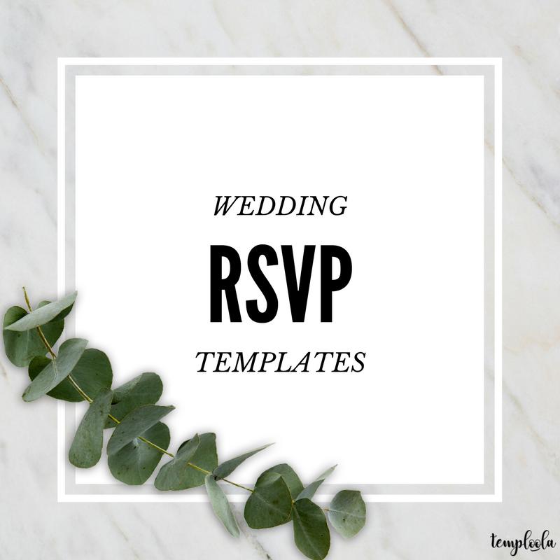 Printable Free Wedding Rsvp Template Cards Microsoft Word Temploola Templates Cards Wedding Rsvp Rsvp Wedding Cards Rsvp
