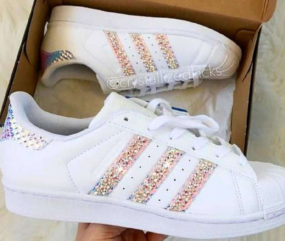 Adidas Superstar Brand new in box, no lid. adidas Shoes