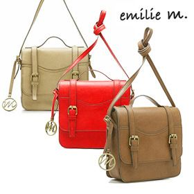 Jane Top Handle Crossbody Flap