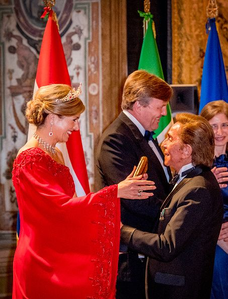 Royal Family Around the World: King And Queen Of The Netherlands Visit Rome, Italy: Day One on June 20, 2017.