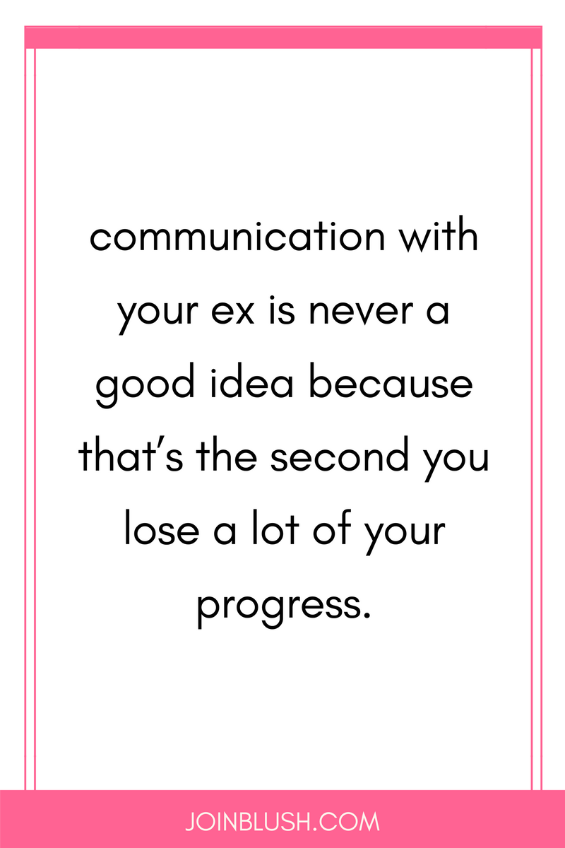 Good Break Up Quotes Why You Should Not Talk To Your Ex  Breakup Advice Breakup