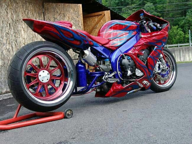Spider Man Bike Super Bikes Motorcycle Cover Motorcycle Paint Jobs