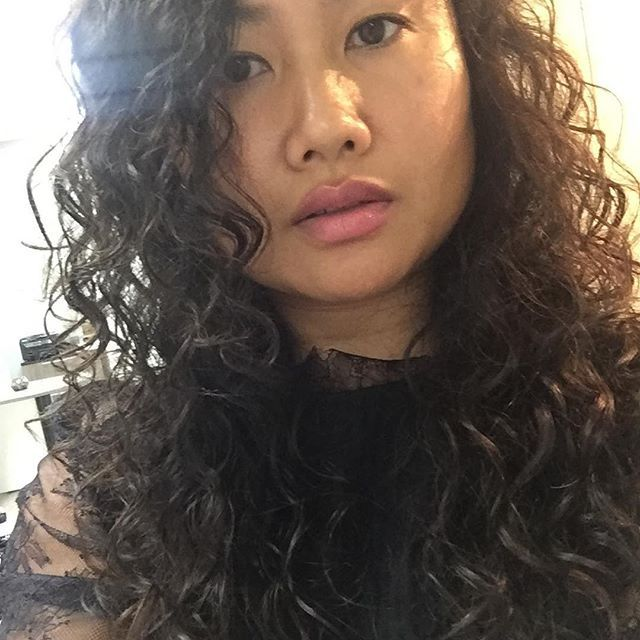 Asian Curly Hair Curly Hair Styles Hair Journey Hair